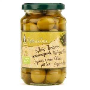 Arcadia - Organic Greek Green Chalkidiki Pickled Olive in brine
