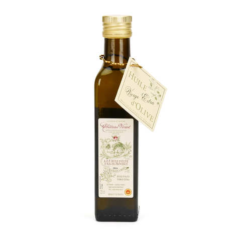 Château Virant - AOP olive oil from Aix en Provence
