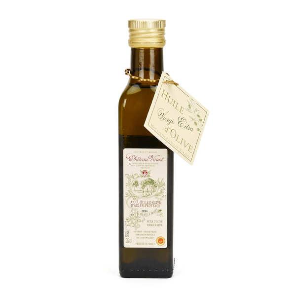 Huile d'olive Château Virant AOP Aix en Provence