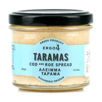 Ergon - Tarama blanc grec aux oeufs de cabillaud