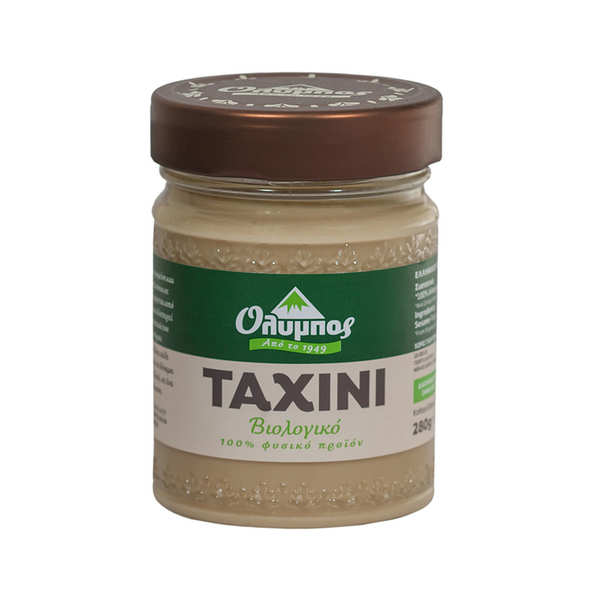 Organic Greek Tahini (sesame paste 100%)