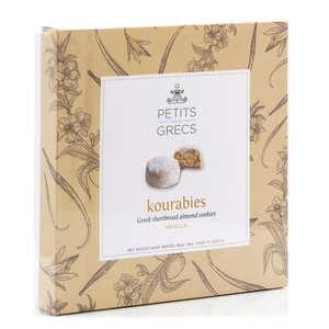 "Tsiatsos - ""Kourabiedes"" Almonds Greece biscuits"