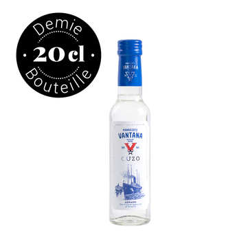 Vantana - Aenaon Greek Ouzo 38% - 20cl