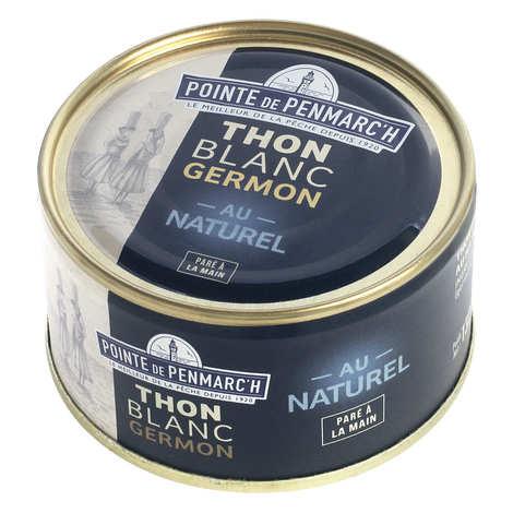 La pointe de Penmarc'h - Thon blanc Germon au naturel
