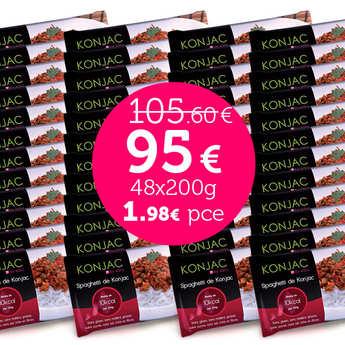 Kalys Gastronomie - 48 ea. Konjac vermicelli bags