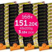 Kalys Gastronomie - 48 sachets de Gohan offre spéciale - Riz rond de konjac