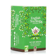 "English Tea Shop - Organic ""Sencha"" Green Tea - muslin sachet"