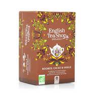 Organic Chocolate rooibos and vanilla Tea