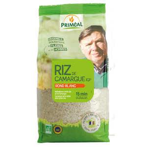 Riz rond blanc de camargue bio prim al - Cuisiner du riz blanc ...