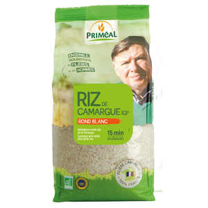 Priméal - White round rice from Camargue