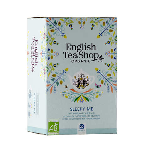 English Tea Shop - Organic herbal tea - Sleepy me
