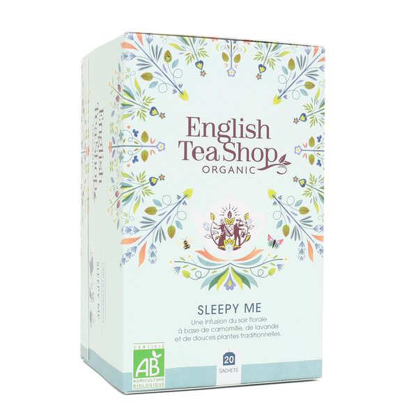 Infusion bien-être bio sommeil - Sleepy me
