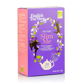 English Tea Shop - Infusion Bio Slim Me (Minceur)