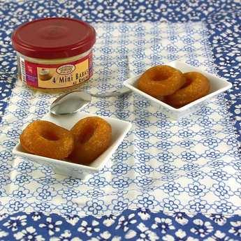 Les Pâtisseries d'Hubert - Rum Babas