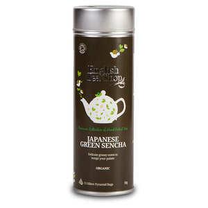 "English Tea Shop - Organic ""Sencha"" Green Tea - Metal box"
