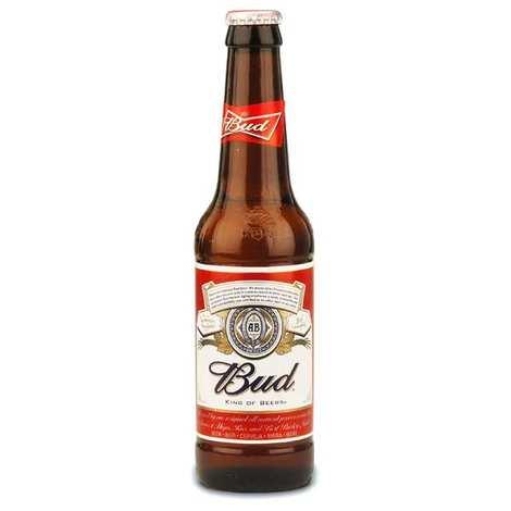 Budweiser - Bud - Bière Blonde américaine - 4.5%