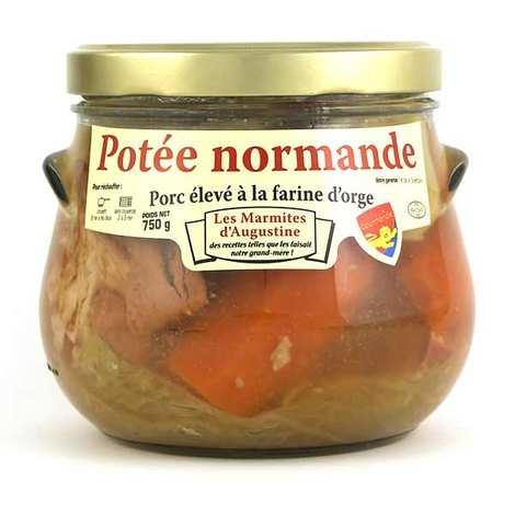 La Chaiseronne - Potée Normande - Porc élevé à la farine d'orge