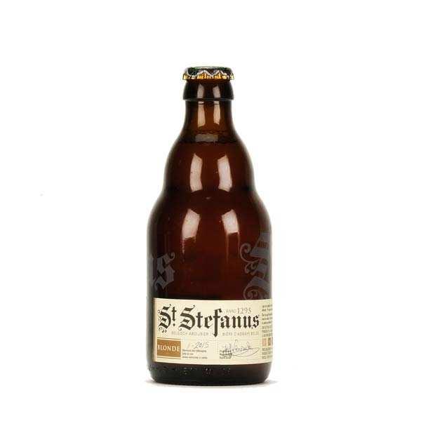 St Stefanus - Bière belge blonde - 7%