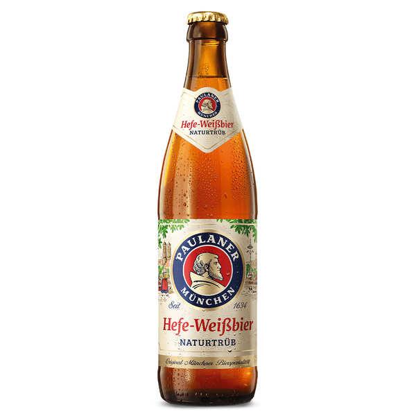 Paulaner Hefe Weissbier - Bière blonde - 5.5%
