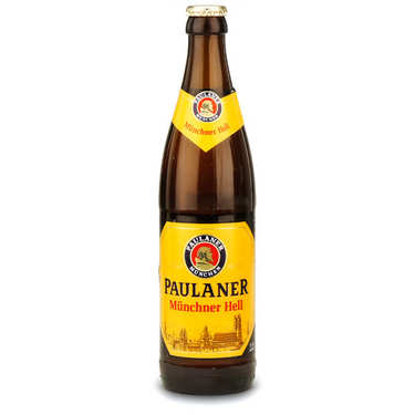 Paulaner Munchner Hell German Ale 4.9%