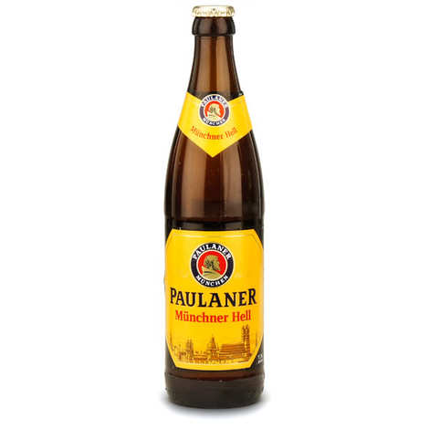 Paulaner - Paulaner Munchner Hell - Bière blonde - 4.9%