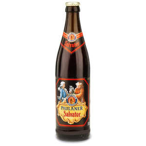 Paulaner - Paulaner Salvator - Bière allemande ambrée - 7.9%