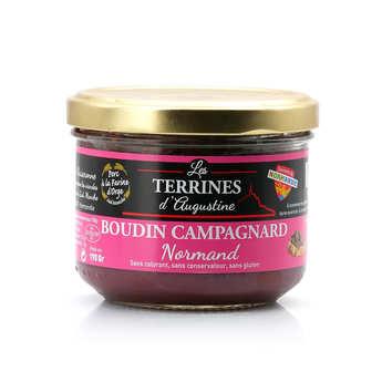 La Chaiseronne - Norman black pudding