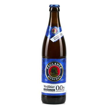 Non-alcooholic Paulaner Weissbier Beer