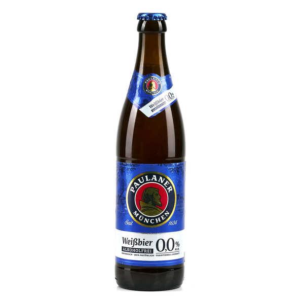 Paulaner Weissbier - Bière allemande sans alcool