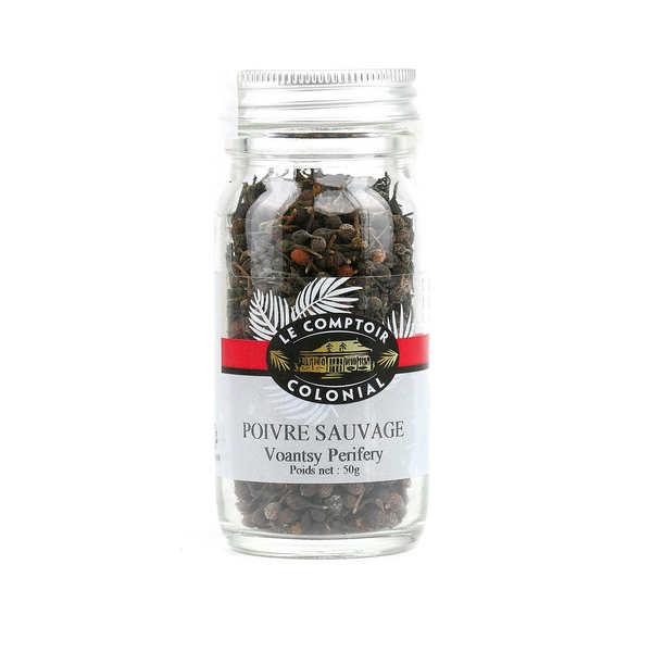 Voatsiperifery wild pepper