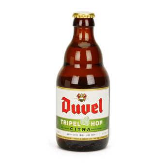 Brasserie Duvel - Duvel Tripel Hop Citra 2017 - Bière blonde belge 9.5%