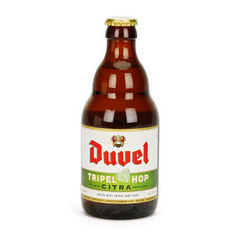 Brasserie Duvel - Duvel Tripel Citra Hop beer 2017 - 9.5%
