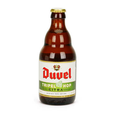 Duvel Tripel Citra Hop beer 2017 - 9.5%