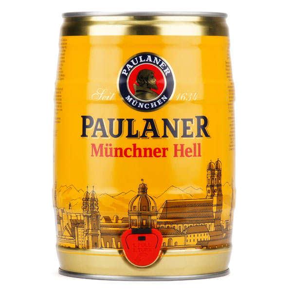 Paulaner Muncher original 4.9% - Bière blonde en fûts 5L
