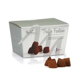 Chocolat Mathez - Chocolate Fantaisie Truffles