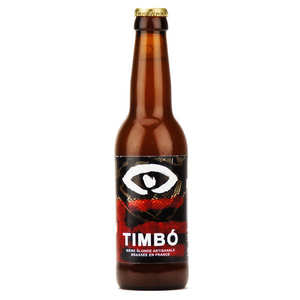 Timbo - French Timbo beer with Guarana 6.5%