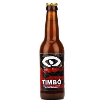 Timbo - Bière blonde française Timbo au Guarana - 6.5%
