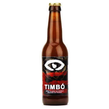 French Timbo beer with Guarana 6.5%