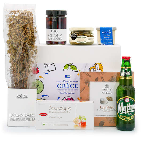 Specialities from Greece
