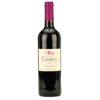 Domaine de Cabridelles - Vin de Lozère rouge du Domaine des Cabridelles - IGP Pays d'Oc