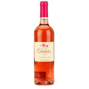 Domaine de Cabridelles - Terre de Lozère - Pays d'oc rosé wine 12%