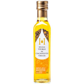 Huilerie Beaujolaise - Toasted peanut virgin oil