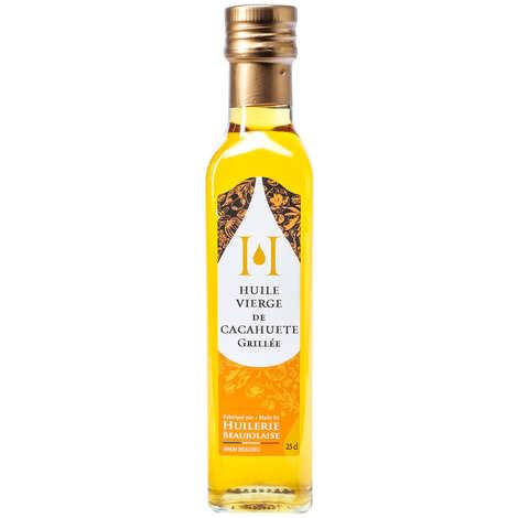 Huilerie Beaujolaise - Toasted peanut virgin oil