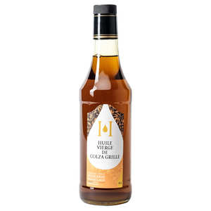 Huilerie Beaujolaise - Toasted rape virgin oil