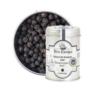 Terre Exotique - Black Pepper from Kampot