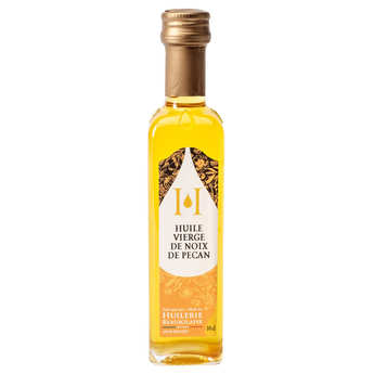 Huilerie Beaujolaise - Pecan nut virgin oil