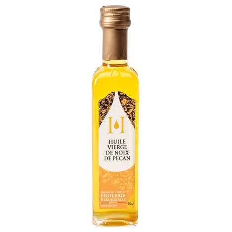 Huilerie Beaujolaise - Huile vierge de noix de pécan