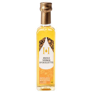 Huilerie Beaujolaise - Poppy seed virgin oil