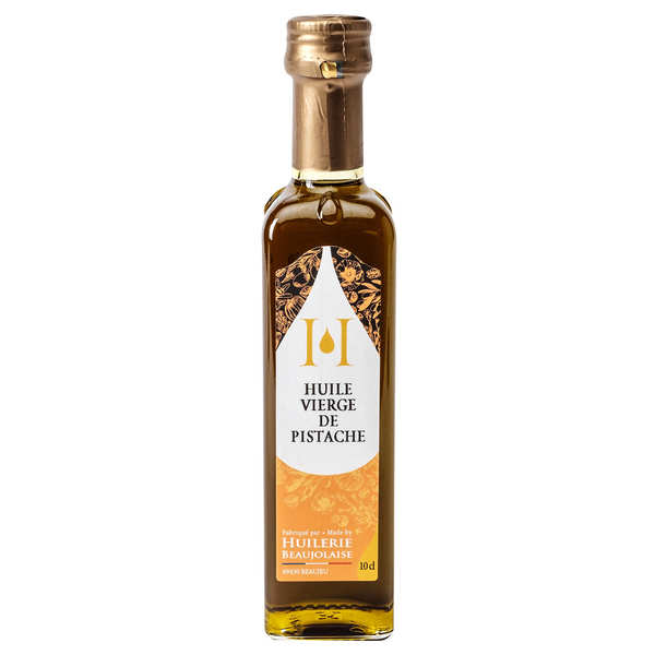 Pistachio virgin oil