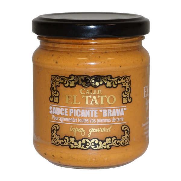 "Sauce ""Brava"" pour patatas bravas"